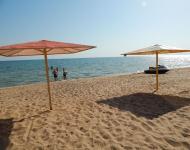 пляж у эллинга